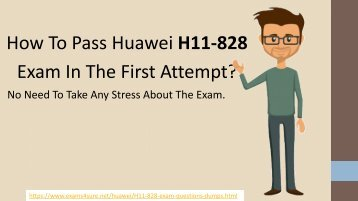 H11-828 Exam Questions