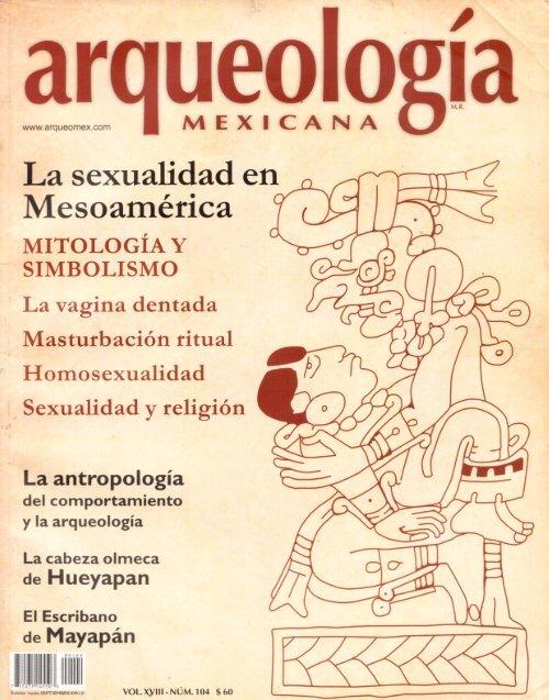 104 La Sexualidad En Mesoamérica