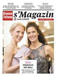 s'Magazin usm Ländle, 6. Januar 2019