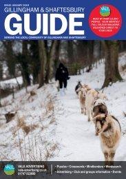 Gillingham & Shaftesbury Guide January 2019