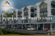 Buying a House - Types of Homes