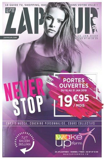 Le P'tit Zappeur - Bretagnesud #500