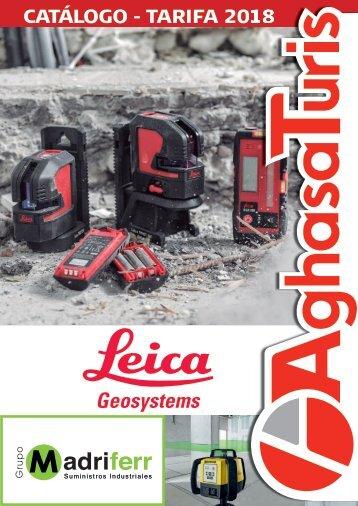 Leica-AghasaTuris-catalogo-tarifa-2018