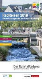 RuhrtalRadweg RadReisekatalog 2019