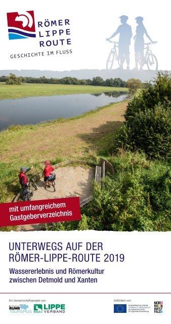 Römer-Lippe-Route Handbuch 2019