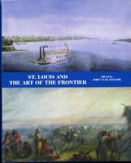 St Louis And the Art of the Frontier