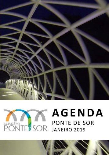 Agenda Ponte de Sor - janeiro 2019