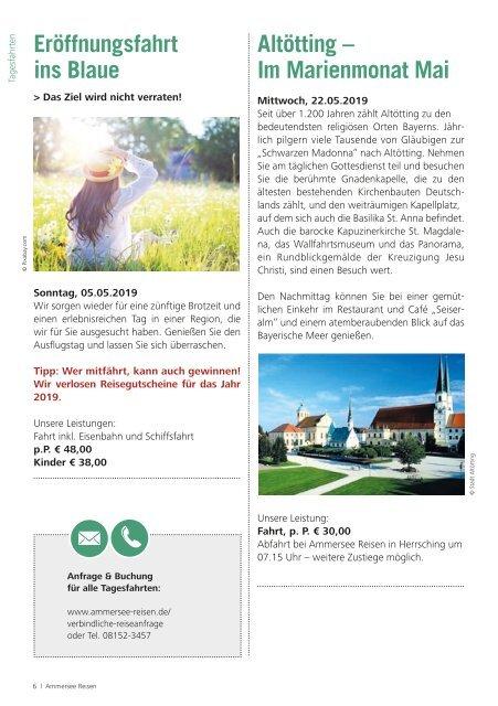 Ammersee Reisen_Reisemagazin2019