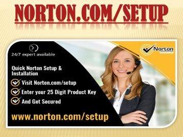 How to Download Norton Setup?