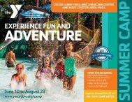 Summer Camp 2019 at West Chester & Oscar Lasko YMCAs