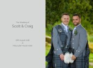 Scott and Craig, 18th August 2018