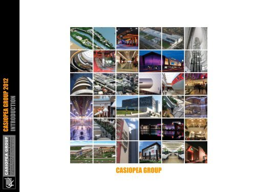 Casiopea Group - presentation