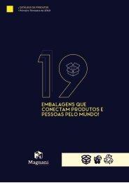Catálogo 2019 - Linha Fechamento de Embalagens