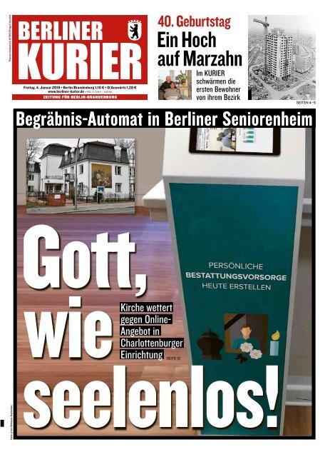 Berliner Kurier 04.01.2019