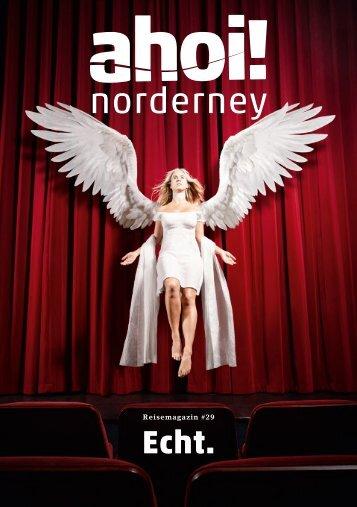 ahoi! norderney Magazin #29