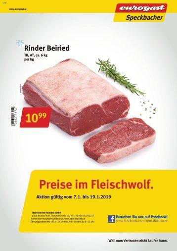 Gastro Flugblatt 1/2019