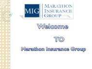 Commercial Insurance Richmond hill