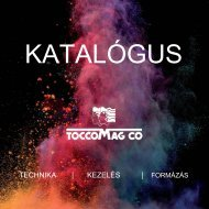 Tocco Magico katalógus 2019