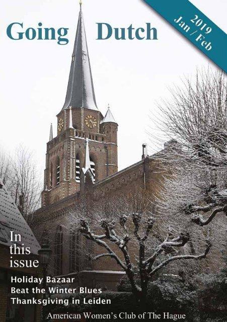AWC Going Dutch January_February 2019