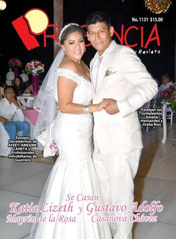 Revista Presencia Acapulco 1131