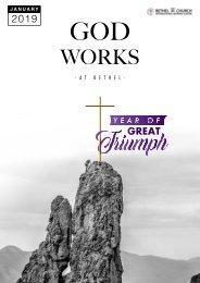 God Works Digital Magazine (JAN-FEB 2019) - Bethel AG Church