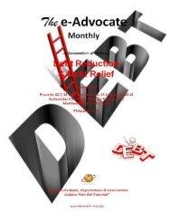 Debt Reduction & Debt Relief