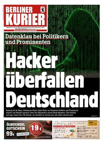 Berliner Kurier 05.01.2019