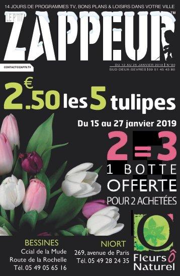 Le P'tit Zappeur - Niort #80