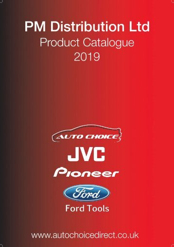 Auto Choice 2019 Brochure