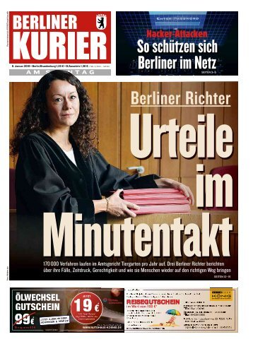 Berliner Kurier 06.01.2019