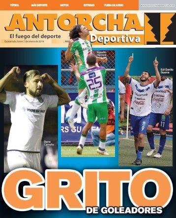 Antorcha Deportiva 350