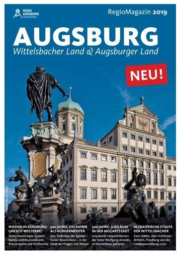 Augsburg Magazin 2019