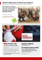 fitnessturm-haslach-turmnews-zeitschrift-januar-2019 - Seite 2