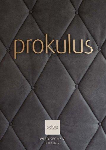 Prokulus Magazin 2019