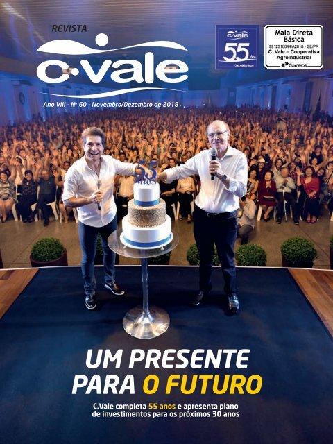 Revista C. Vale - Novembro/Dezembro de 2018