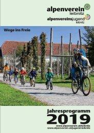 ÖAV Leibnitz Jahrbuch-2019
