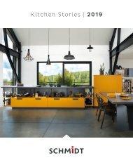 Kitchen Stories 2019 - SCHMIDT Küchen und Wohnwelten