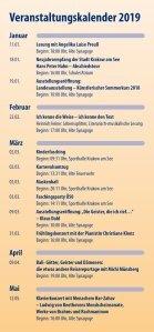 Veranstaltungskalender 2019 Krakow am See - Page 5