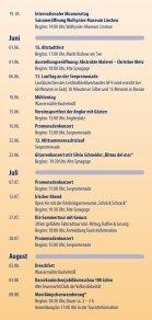 Veranstaltungskalender 2019 Krakow am See - Page 6