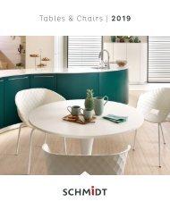 Tische & Stühle 2019 - SCHMIDT Küchen und Wohnwelten