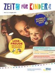 16. Ausgabe - Zeit(ung) für Kinder