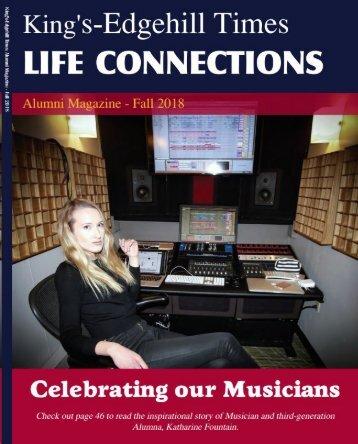 KES Alumni Magazine 2018