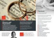 08948 - Attwaters - Divorce and separation 6pp DL leaflet_v7