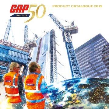 GAP Hire Solutions 2019 Catalogue