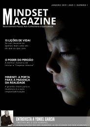 Mindset magazine Janeiro 2019A