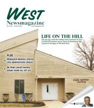 West Newsmagazine 1-9-19