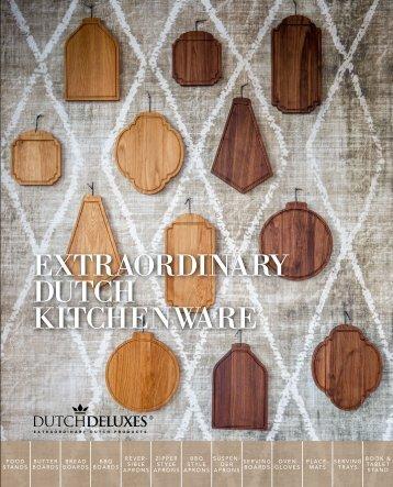 Dutchdeluxes - digital catalogue retail - 2019/Q1