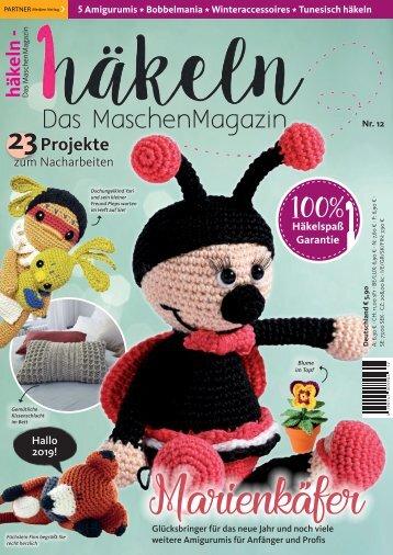 Häkeln Das Maschenmagazin Nr 11