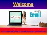 Yahoo Email Helpline Number 1877-503-0107