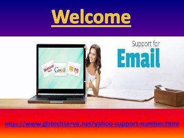 Yahoo Email Helpline Number +1-877-336-9533